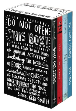 Keri Smith Boxed Set (Paperback)