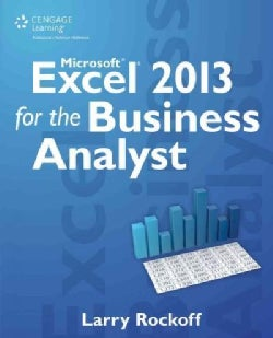Microsoft Excel 2013 for the Business Analyst (Paperback)