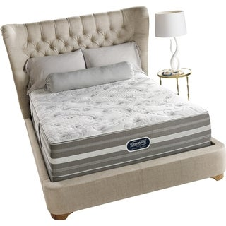 Beautyrest Recharge World Class Sea Glen Firm King-size Mattress Set
