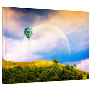 Dragos Dumitrascu 'Keys to Imagination V' Gallery-wrapped Canvas Art