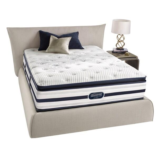 Beautyrest Recharge Reynaldo Luxury Firm Pillow Top King-size Mattress Set