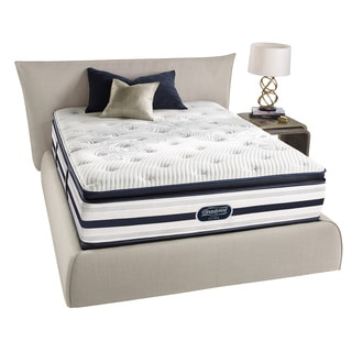 Beautyrest Recharge Reynaldo Luxury Firm Pillow Top King-size Mattress Set