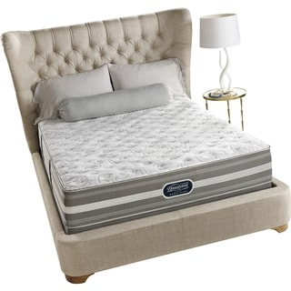 Beautyrest Recharge World Class Sea Glen Firm Queen-size Mattress Set