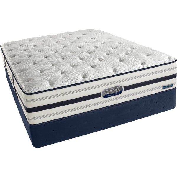 Beautyrest Recharge World Class Sea Glen Luxury Firm King Size Mattress Set Overstock Shopping