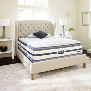 Beautyrest Recharge Reynaldo Luxury Firm Pillow Top California King-size Mattress Set