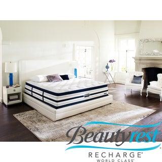 Beautyrest Recharge World Class Sea Glen Plush Super Pillow Top King-size Mattress Set