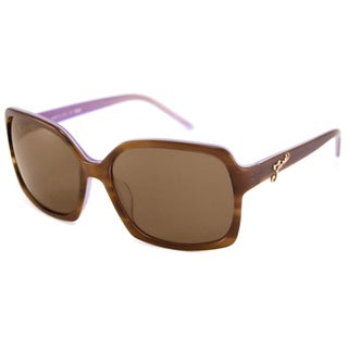Fendi Women's FS5204 Rectangular Sunglasses