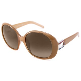 Fendi Women's FS5213 Rectangular Sunglasses