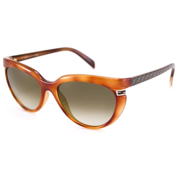 Italian Fendi Women's FS5257 Cat-Eye Sunglasses