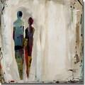Kelsey Hochstatter 'Imprint' Canvas Art