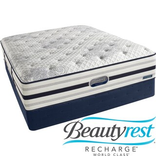 Beautyrest Recharge World Class Rekindle Plush King-size Mattress Set