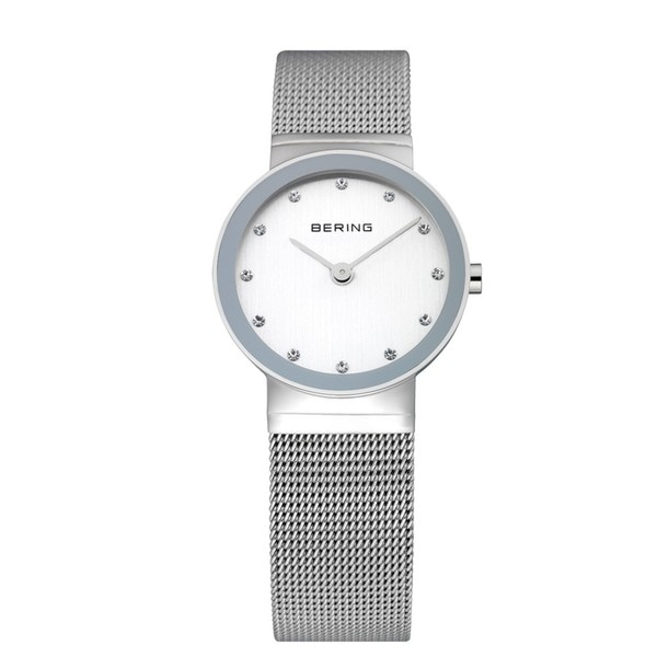 Bering Time Women's Slim Stainless Steel Watch