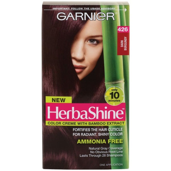 Garnier HerbaShine Dark Burgundy 426 Color Creme