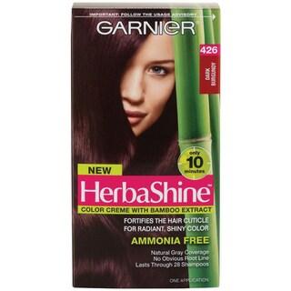 Garnier HerbaShine Dark Burgundy 426 Color Creme