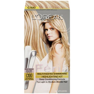 L'Oreal Feria 'Extreme Light Blonde C100' Highlighting Kit