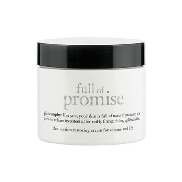 Philosophy Full of Promise Dual Action Restoring Cream