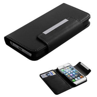 BasAcc Black Book-Style MyJacket Wallet For Apple� iPhone 5