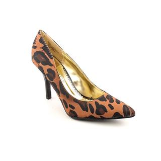 Rampage Women's 'Nicki' Fabric Dress Shoes