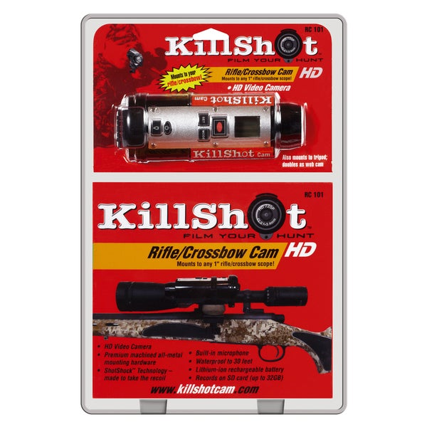 Killshot Rifle/Crossbow Scope Mount / Camera RC101