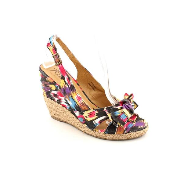Rebels Women's 'Josephine' Basic Textile Sandals (Size 9 )