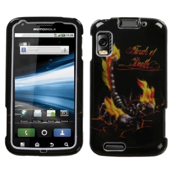 BasAcc Scorpion Case for Motorola MB860 Olympus/ Atrix 4G