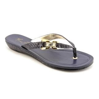Marc Fisher Women's 'Diamonte' Synthetic Sandals
