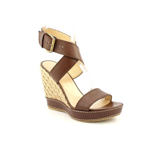 Stuart Weitzman Women's 'Xray' Leather Dress Shoes (Size 11)