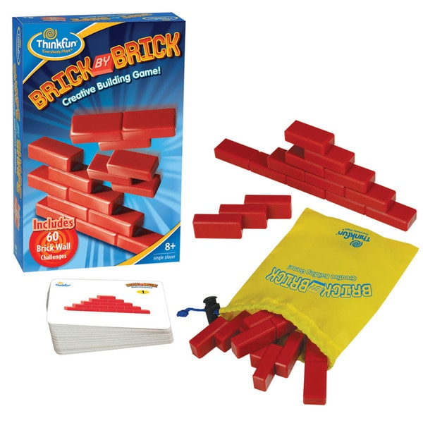 Think Fun Brick By Brick Puzzle