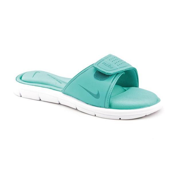 New Nike Comfort Slide  Women39s  Casual  Shoes  BlackFireberryTotal