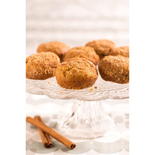 Lucky Spoon Bakery Gluten Free Cinnamony Streusel Muffins