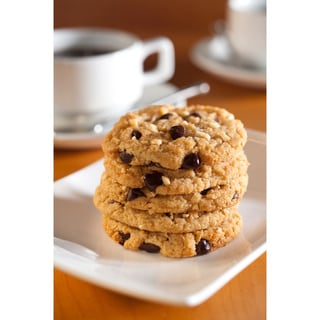 Lucky Spoon Bakery Gluten Free Peanut Butter Chocolaty Chip Cookies