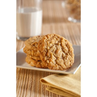 Lucky Spoon Bakery Gluten Free Perfect Peanut Butter Cookies