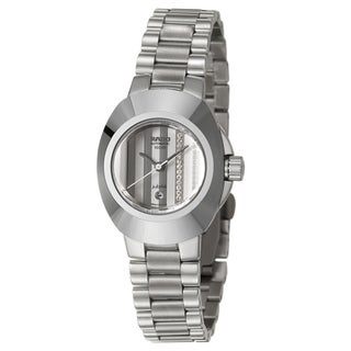 Rado Women's 'Original' Diamond-accented Swiss Automatic Watch