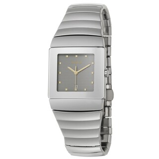 Rado Men's 'Sintra' Ceramic Swiss Quartz Watch