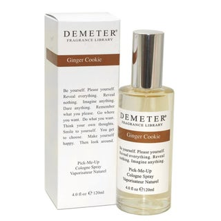 Demeter 'Ginger Cookie' Women's 4-ounce Pick-me Up Cologne Spray