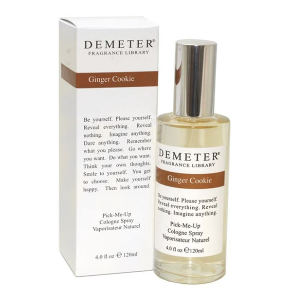 Demeter Ginger Cookie Women's 4-ounce Pick-me Up Cologne Spray