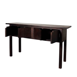 Rosewood Espresso Double-Door Buffet (India)
