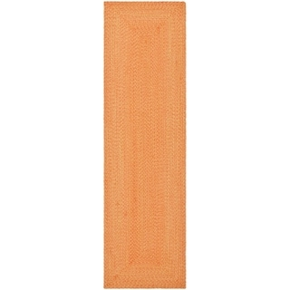 Safavieh Reversible Braided Multi Cotton Rug (2'3 x 6')