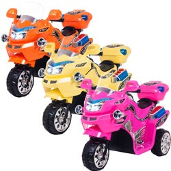 Lil' Rider FX 3 Wheel Battery Powered Princess Bike / Trike
