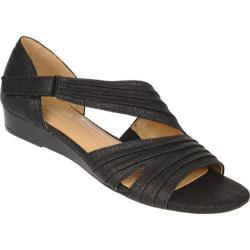 Women's Naturalizer Jane Black Coated Linen