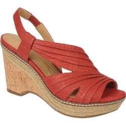 Women's Naturalizer Lulianna Angel Red Coated Linen