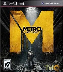 PS3 - Metro Last Light