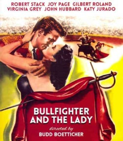Bullfighter and the Lady (Blu-ray Disc)