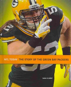 The Story of the Green Bay Packers (Hardcover)