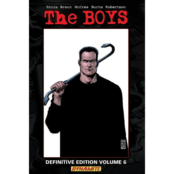 The Boys Definitive Edition 6 (Hardcover)