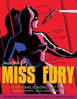 Miss Fury Sensational Sundays: 1941-1944 (Hardcover)