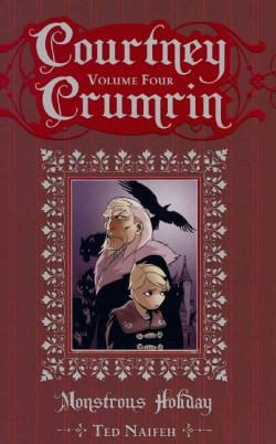 Courtney Crumrin 4: Monstrous Holiday (Hardcover)