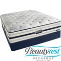 Beautyrest Recharge World Class Rekindle Plush California King-size Mattress Set