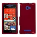 BasAcc Solid Red Case for HTC Windows Phone 8X