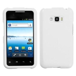 BasAcc Solid Ivory Case for LG Optimus Elite LS696 / VM696